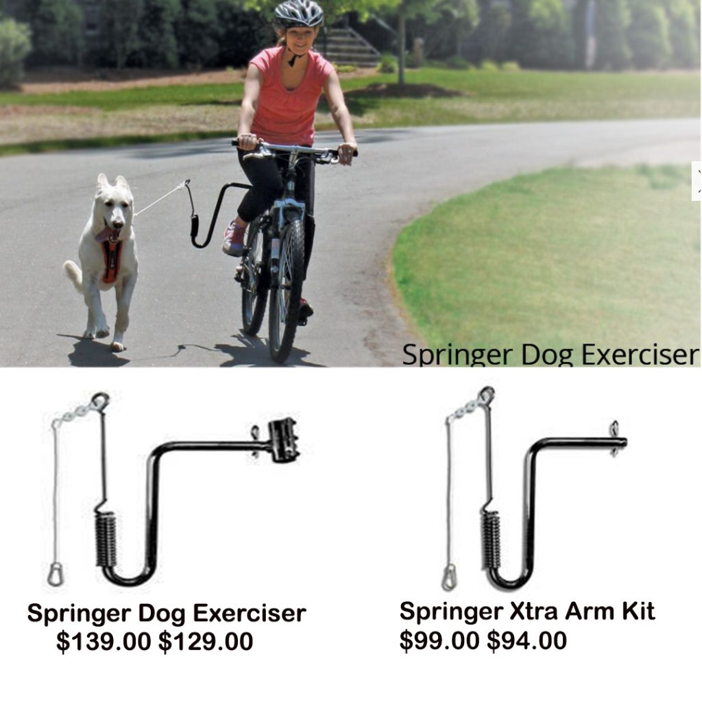 Best Offer Springer Dog Exerciser