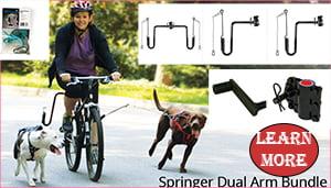 Buying Springer Dog Exerciser Dual Arms