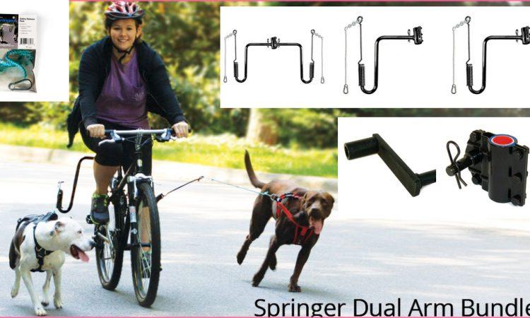 Buying Springer Dog Exerciser Kit