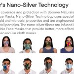 Boomer Naturals Face Mask Reviews Canada